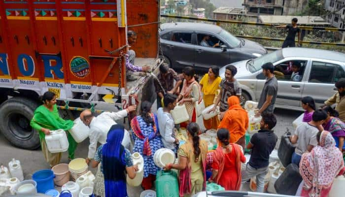 Shimla water crisis: Administration cracks the whip on illegal connections amid public backlash
