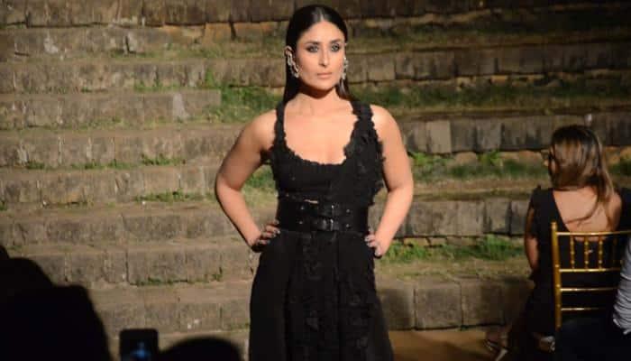 Kareena shoots 'fun sequence' for 'Naagin 3'