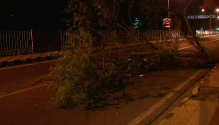 Thunderstorm claims 15 lives, wrecks havoc in North India