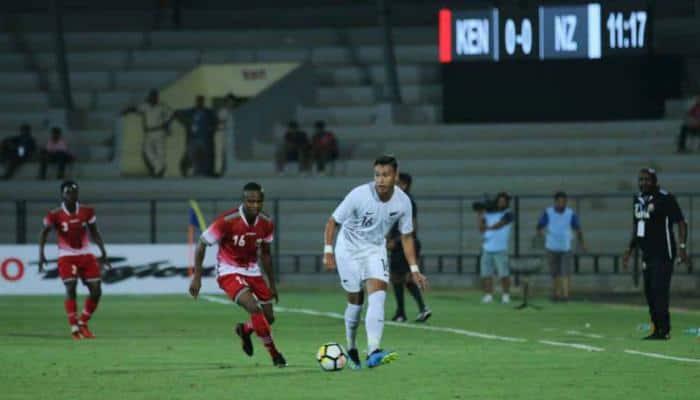 Intercontinental Cup: Kenya beat New Zealand 2-1