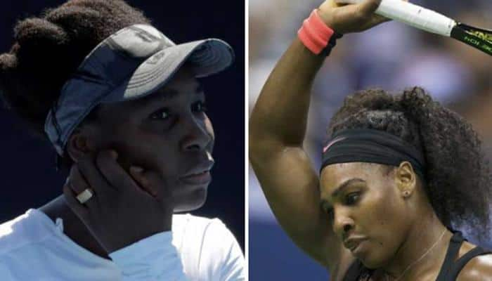 French Open: Williams sisters crash out of women's doubles