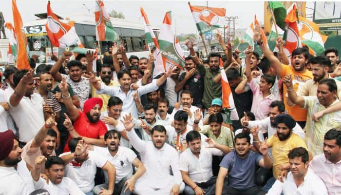 JKPYC holds anti-govt rally, says border residents being made sitting ducks