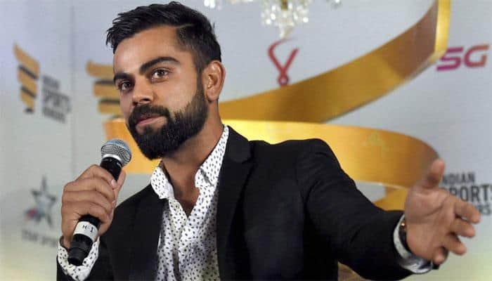 75052a276fbaf7 Forbes  Virat Kohli among world  039 s highest-paid athletes  no