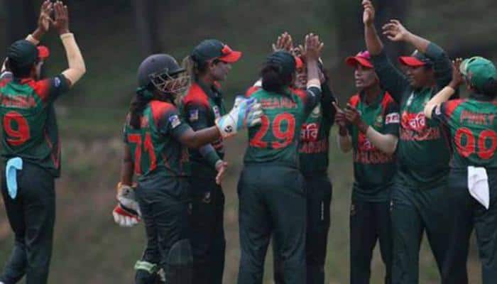 Women's Asia Cup T20: Bangladesh shock India by 7 wickets