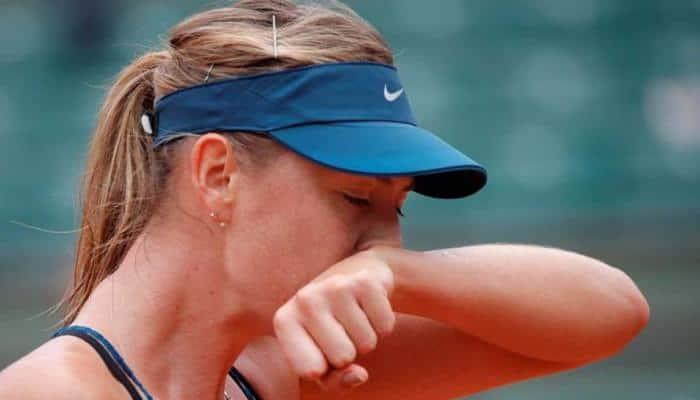 French Open: Maria Sharapova hits back at Serena Williams in book row