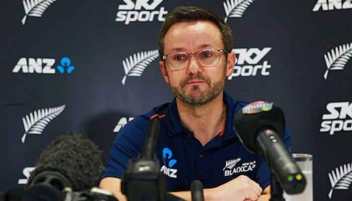 Mike Hesson to step down as New Zealand head coach