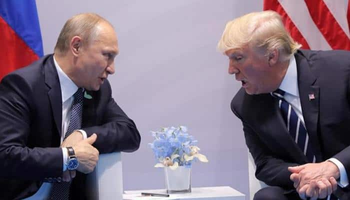Vladimir Putin expects 'constructive' meeting with Donald Trump in April