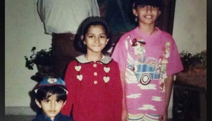 Harshvardhan Kapoor shares adorable childhood photo on sister Sonam Kapoor's birthday—See pic