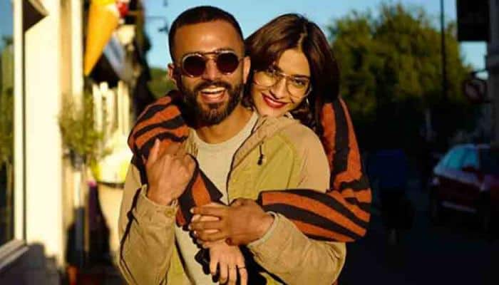 Anand Ahuja showers love on wife Sonam Kapoor in his latest post — Check out