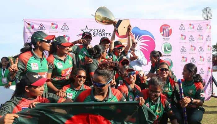 Bangladesh women cricketers get cash promise from Bangladesh cricket board