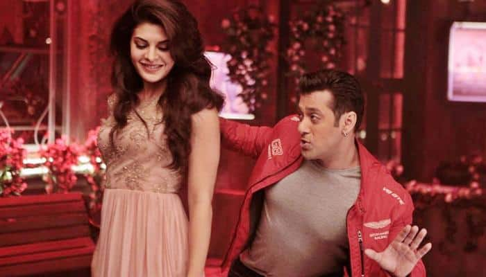 Here's how Jaqueline Fernandez felt after working with Salman Khan in 'Race 3'