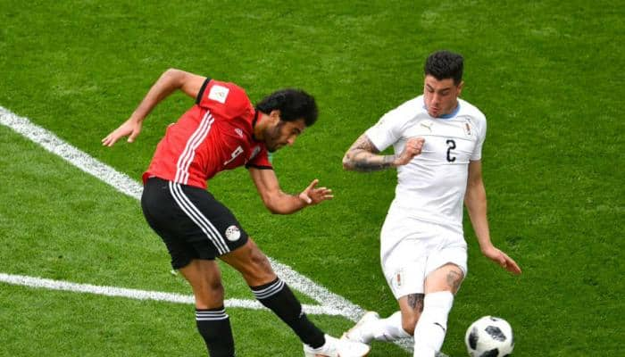 As it happened - FIFA World Cup 2018: Uruguay beats Egypt 1-0