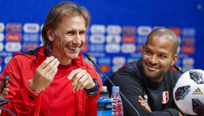 FIFA World Cup 2018: Peru coach Ricardo Gareca downplays Denmark's capabilities of aerial ball control