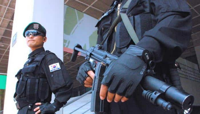 Six police officers killed in central Mexico
