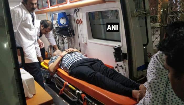 Delhi Minister Satyendar Jain hospitalised as his health deteriorates
