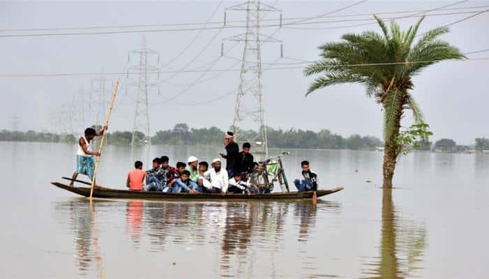 Barring Assam, flood situation in Northeast improving; death toll rises to 25