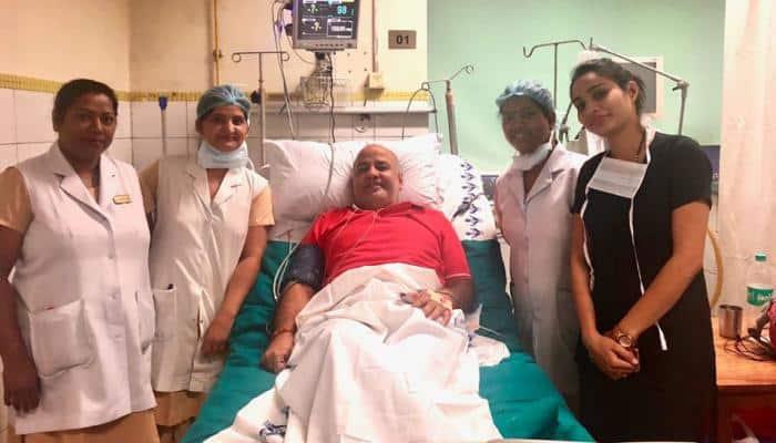 Delhi ministers Manish Sisodia, Satyendar Jain discharged from hospital, to resume office soon