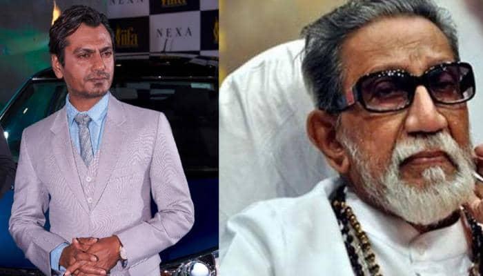Lifetime experience essaying Bal Thackeray: Nawazuddin Siddiqui