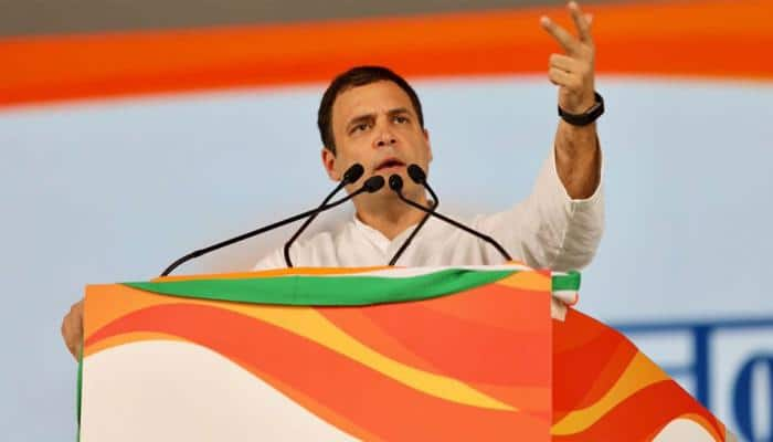 Opportunistic BJP-PDP alliance set J&K on fire, cost India strategically: Rahul Gandhi
