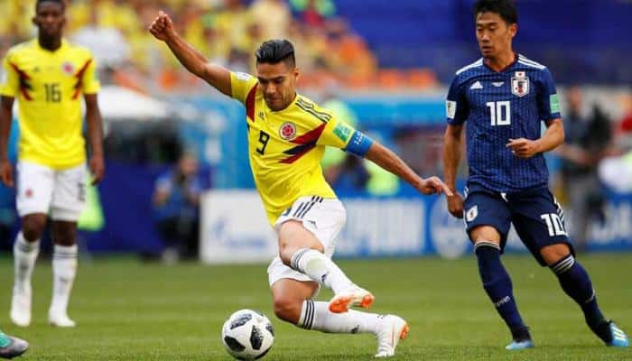 FIFA World Cup 2018: Japan create history by beating Colombia 2-1