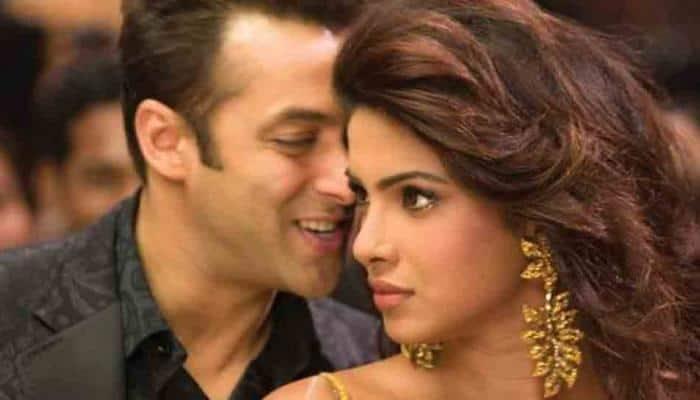 Salman Khan, Priyanka Chopra to shoot for a special Holi song for 'Bharat'