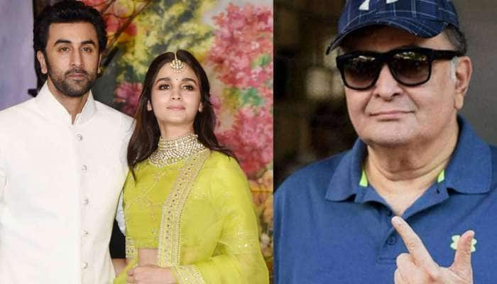 This is what Rishi Kapoor has to say about son Ranbir Kapoor's rumoured girlfriend Alia Bhatt