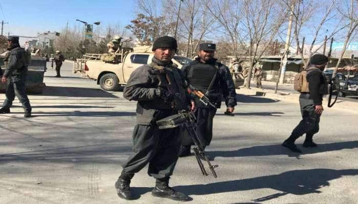 4 Policemen killed in Afghanistan