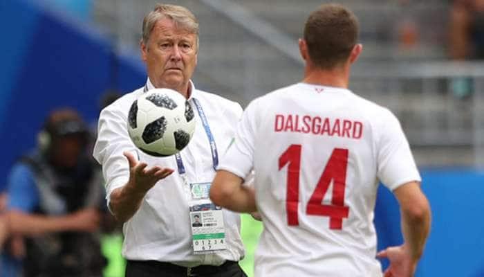 FIFA World Cup 2018: Denmark's Age Hareide demands improvement before France match