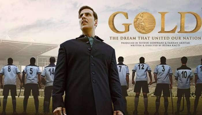 Akshay Kumar unveils new poster of 'Gold', trailer to be out soon