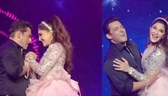 Jacqueline Fernandez and Salman Khan burn the dance floor with their electrifying performance on 'Jumme Ki Raat'-Watch