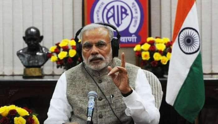 Violence cannot solve any problem: PM Modi in Mann Ki Baat