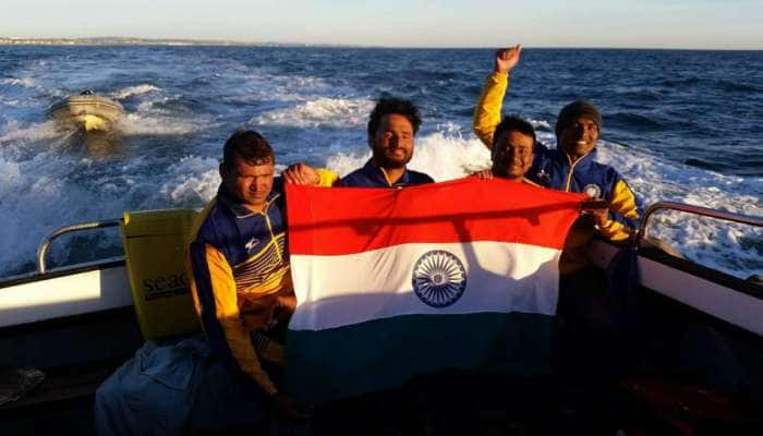 Para-swimmer Satender creates record by crossing English Channel in little over 12 hours