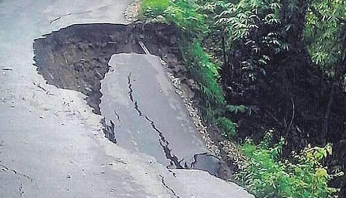 Landslide kills 3 family members in Nepal