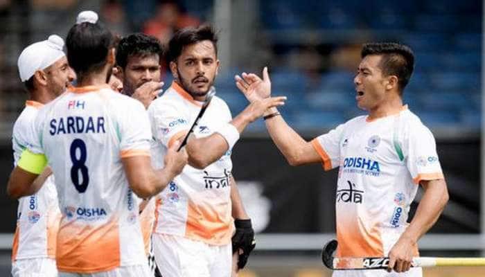 Confident India aim to upstage Australia in Champions Trophy hockey