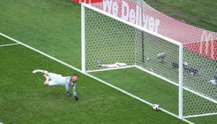 Peru defeat Australia 2-0, both exit FIFA World Cup 2018