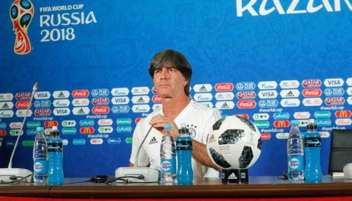 FIFA World Cup 2018: Squad only has to focus on beating South Korea, says Germany coach Joachim Low