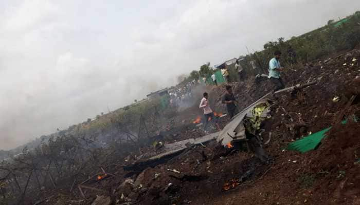 HAL orders probe into crash of Sukhoi Su-30 under-production fighter jet