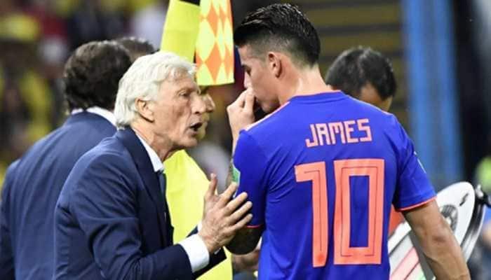 FIFA World Cup 2018: Colombia's Jose Pekerman preps his team for Senegal clash
