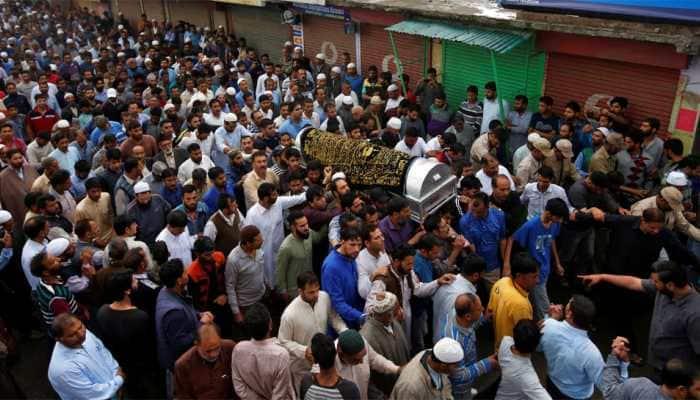 Kashmiri journalist Shujaat Bukhari killed by LeT terrorist and Pakistani national Naveed Jatt: Police