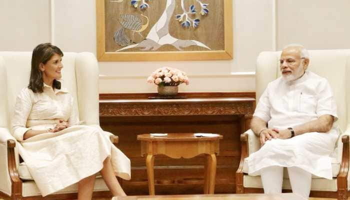 PM Narendra Modi knows why US deferred talks with India: Nikki Haley