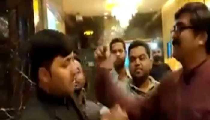 'Popcorn worth Rs 5 sold at Rs 250': MNS workers thrash theatre manager over high food prices