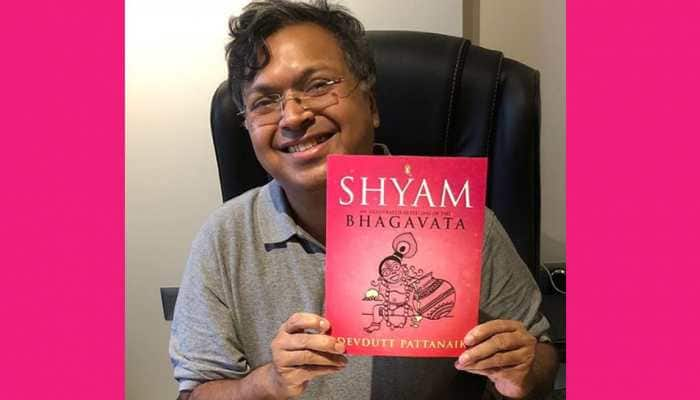 Devdutt Pattanaik retells Krishna's tale in his new book