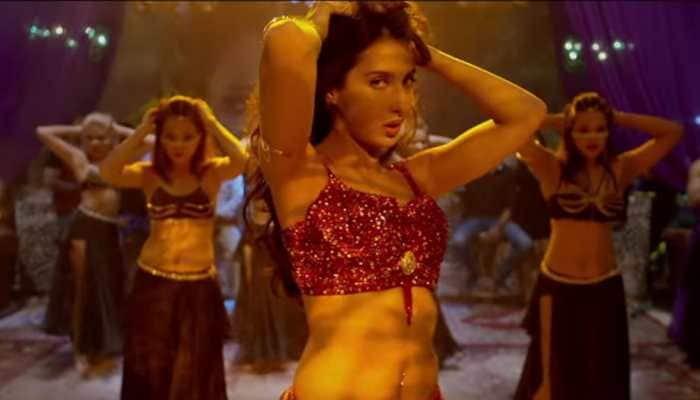 Nora Fatehi's belly dance in 'Dilbar' song will leave your jaw on the floor—Watch