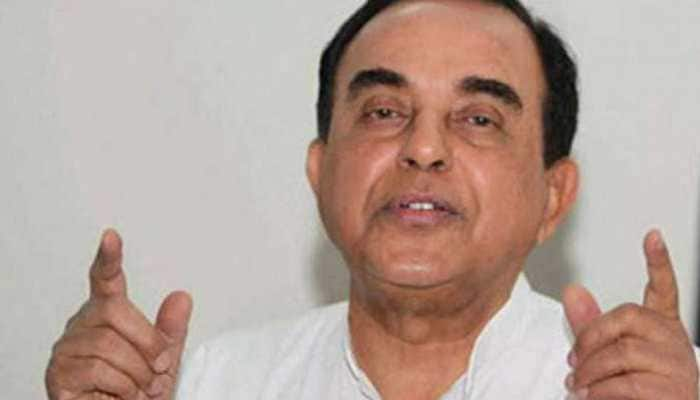 Subramanian Swamy takes jibe at Shashi Tharoor over court's foreign travel restrictions