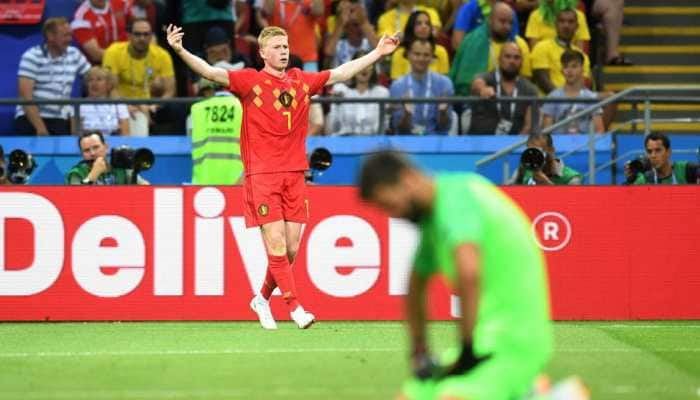 Belgium send Brazil home, South American challenge ends in FIFA World Cup 2018
