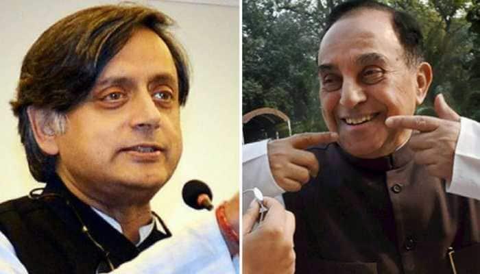 Sunanda Pushkar death: 'Why is Subramanian Swamy interested?' ask Shashi Tharoor's lawyers