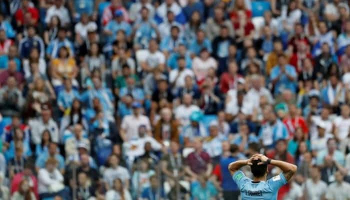 FIFA World Cup 2018: Teary Uruguay exit World Cup dreaming of next one