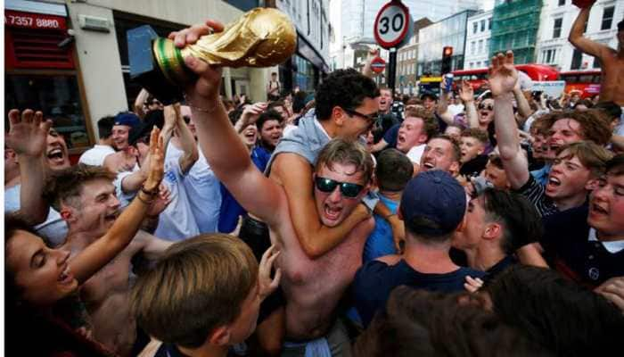England erupts with joy as team reaches World Cup semi-final