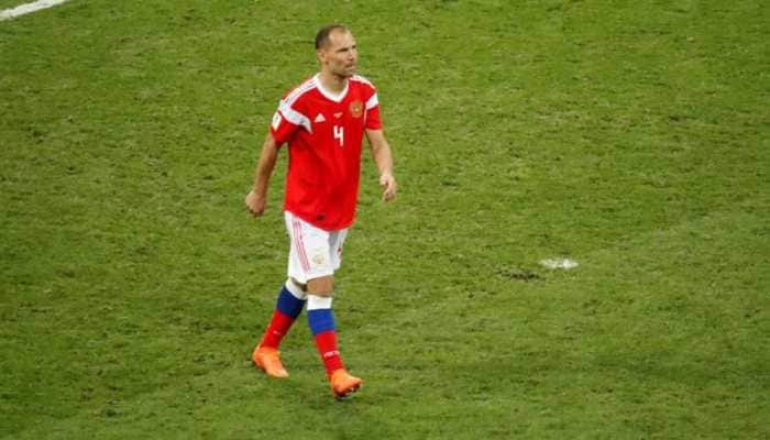 Sergei Ignashevich retires after Russia's World Cup exit