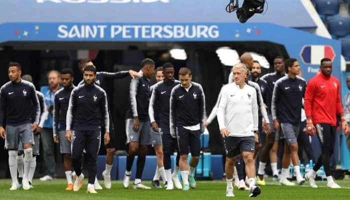 FIFA World Cup 2018: France ready for Belgium's tactical surprises, says coach